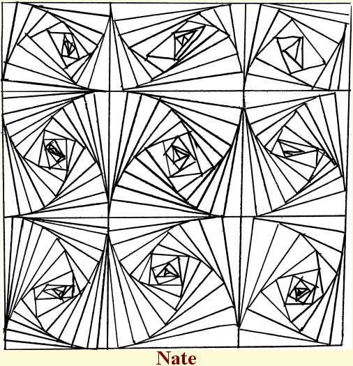 tangram coloring pages - photo#24